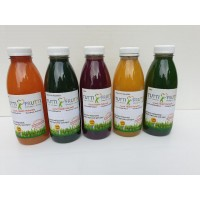 CLEANSE 1- 1-Day Soft Detox 5 x 500ml