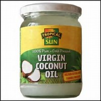 100% Pure Virgin Coconut Oil