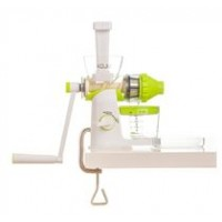 Koju Manual Wheatgrass & Vegetable Juicer (BPA Free)