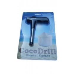 Coco Drill Coconut Opener