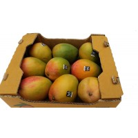 Ready to eat Mango Box 8-9 Pieces